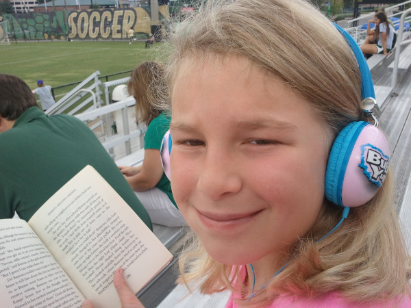 Emily at UAB Soccer