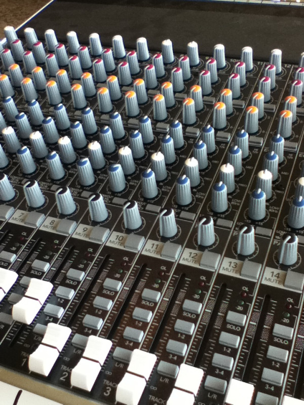 Mixing Board