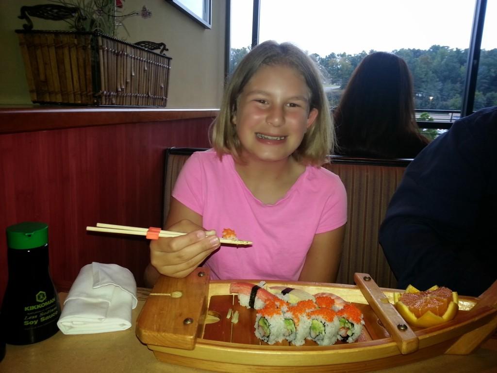 Emily 10th Birthday