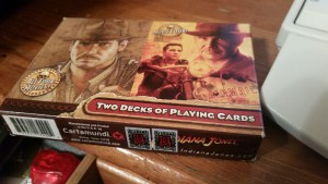 Indiana Jones Cards