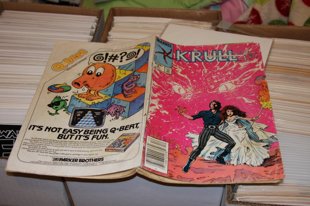 Krull 2 Front and Back