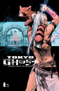 Tokyo Ghost Issue 10